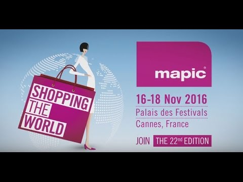 Retail is Detail exhibitor at the Mapic 2016!